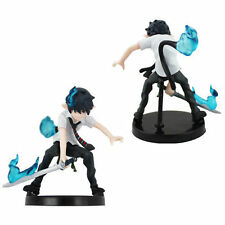 Anime Ao no Blue Exorcist Okumura Rin Figurine With Sword ORIGINAL