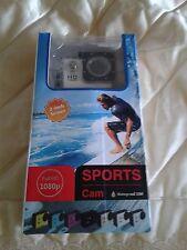 Camera WATERPROOF SPORT FULL HD 1080P 30M Gopro couleur grise neuve