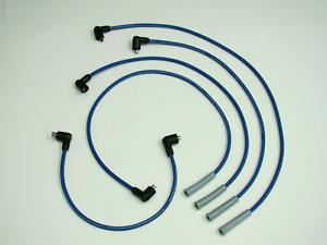 Fits Alfa Romeo Ford Mazda L4 55-82 8mm Platinum Class Spark Plug Wire Set 29254