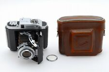 EXCELLENT++++ Konica Pearl III Camera + Hexar 75mm f3.5 Lens From Japan #598