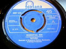 """HOTLEGS - NEANDERTHAL MAN  7"""" VINYL"""