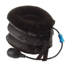 Cervical Neck Traction Collar Portable Inflatable Device