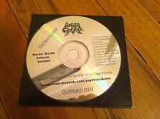 NASTY SAVAGE Psycho Psycho 2-Minute Sampler Rare Promo CD Thrash Speed Metal OOP