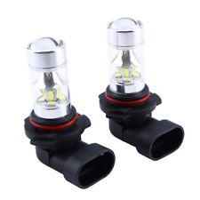 2X 9006 HB4 Samsung 2323 SMD LED Fog Light Driving Bulb DRL 60W 6000K White NEW