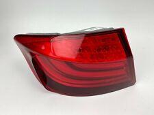2011 2012 2013 BMW 528i 535i 550i M5 Driver Left Side Tail Light OEM LH