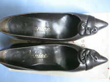 Scarpe donna vintage anni '70 n. 36 tacco 7