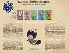 Palau 241a on Souvenir Page - Tropical Orchids