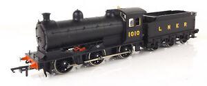Oxford Rail OR76J27001 OO Gauge LNER J27 0-6-0 1010 LNER Black