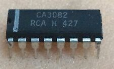 1 PC. ca3082 RCA High Current NPN transistor array dip16