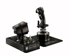 Thrustmaster Hotas Hog pour PC-JOYSTICK AND THROTTLE - 51 touches