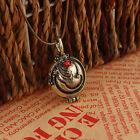 N The Vampire Diaries Elena's Vervain Antique Locket Vintage Necklace