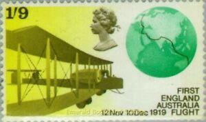 EBS Great Britain 1969 - 1st England-Australia Flight - SG 795 MNH**