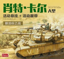 "Amusing Hobby 35A048 1/35 IDF Shot Kal Main Battle Tank ""Valley of Tears"""