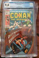 Conan The Barbarian #6 - Marvel 1971 CGC 9.0 1st Appearance Fafnir.