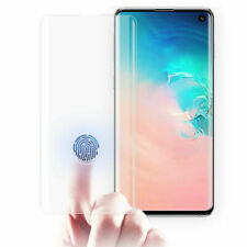 For Samsung Galaxy S10+ S10e 6D UV Tempered Glass Full Glue Screen Protector
