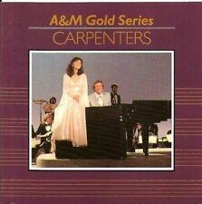 Carpenters A&M gold series (1991) [CD]