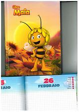 Diario Scuola Agenda, L'APE MAiA (20x15cm.) diary calendar school MAYA