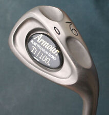 Tommy Armour Ti 100 Pure Titanium 9 Iron Original Stiff Flex Graphite Shaft