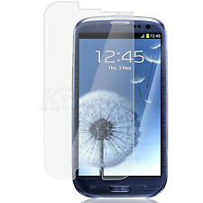 5 X Anti-Scratch Clear LCD Screen Protector for Samsung Galaxy S3 III i9300 i535