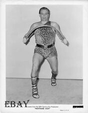 Mike Muzurki buff benbds metal VINTAGE Photo Nightmare Alley