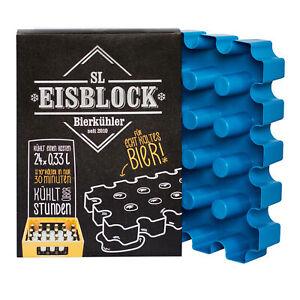 SL-Eisblock für 24 x 0,3 l