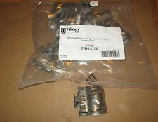 "Trilogy TSH-U78 Universal Snap-in Hanger for 7/8"" AirCell Coax cable -10pk"