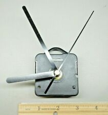 Long Shaft Battery Operated quartz Clock Movement Mechanism Parts with Hands