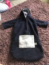 Baby Snuggle Fleece Car Seat Blanket 0-6 Months
