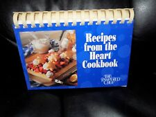 The Pampered Chef: Recipes From The Heart Cookbook: 1997 Vintage Sc White Spiral
