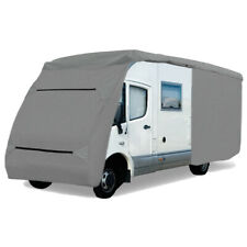 Wohnmobil Schutzhülle 610x235x275cm (BxLxH) Caravan Abdeckung Schutzhaube Plane
