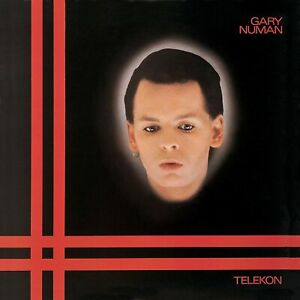 Gary Numan TELEKON Beggars Banquet Records GATEFOLD New Sealed Black Vinyl 2 LP