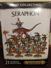 Start Collecting! SERAPHON - Brand New