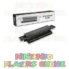New Repair Box Nintendo NES 72 Pin Cartridge Connector + Install Instruction NIB
