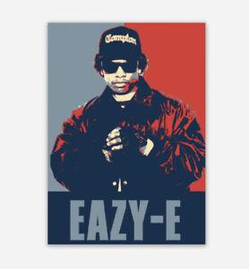 Eazy-E NWA Vinyl Sticker Decal