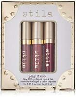 Stila Stay | Play it Cool-Stay All Day Liquid Lipstick Set | Travel Size