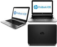 ProBook 430 G1 Ultrabook, i5 2x1,9 Ghz 4rd Gen, 8GB Ram,120GB SSD, USB 3.0 WIN10