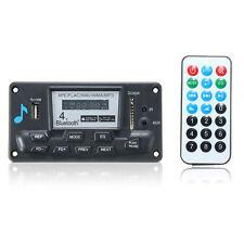 Digital Decoder Board LED Bluetooth 4.0 APE FLAC WAV WMA MP3 Smart Control 12V
