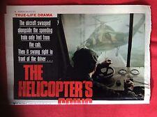 m2c ephemera 1972 article sybe van der heide meppel helicoptor drama