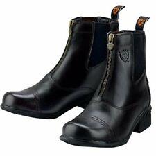 Ariat Ladies' Heritage III Round Toe Zip Paddock Boots, All Size, Brand New, Aut