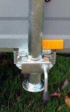 Heckstütze Halter für PKW Anhänger Stema Opti Trailer Stütze mit Befestigung Neu