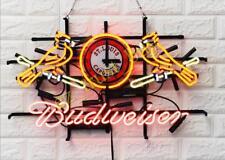 """New St. Louis Cardinals Budweiser Bar Decor Neon Light Sign 24""""x20"""""""