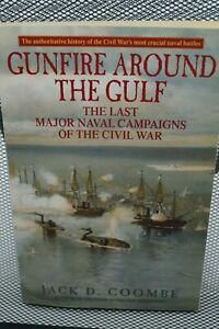 US Civil War Gunfire Around the Gulf Reference Book