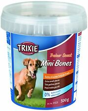 Trixie Soft Snack Trainer Training Dog Treats 500g 31523 Adult Beef Lamb Poultry