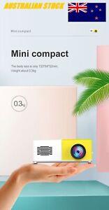 YG300 Mini Pocket LED Home Cinema Projector HD 1080P Portable Cinema HDMI USB#
