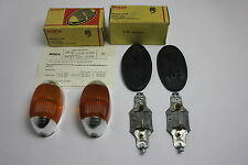 Bosch Doppel Blinkleuchte NFZ LKW Oldtimer 0311601004 NEU Hanomag Faun O+K Volvo