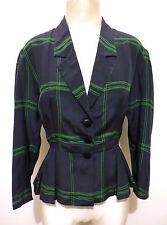 CULT VINTAGE '70 Giacca Camicia Donna Seta Silk Woman Jacket Shirt Sz.L - 46