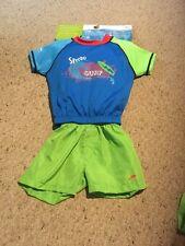 New Speedo Begin To Swim Kids Flotation Suit.  Boys S/M.  Up To 33 Lbs.