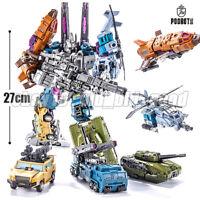 PocketToys Bruticus PT05 War Giant Transformers 5in1 Action Figure Robot Legends