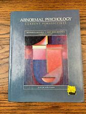 Abnormal Psychology : Current Perspectives by Joan R. Acocella, Lauren B.