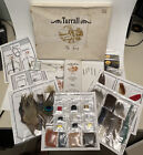 Turrall Fly Tying Kit Made In England Tools Materials Instructional Materials